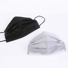 4 ply nonwoven activated carbon mask