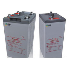 Maintenance free lead acid battery GM series battery pollution free valve controlled seal