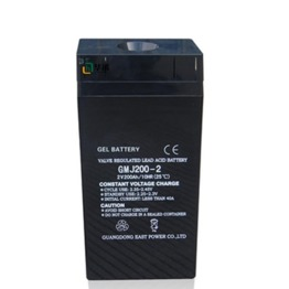 Colloidal valve controlled sealed lead acid battery GMJ safety and longer life