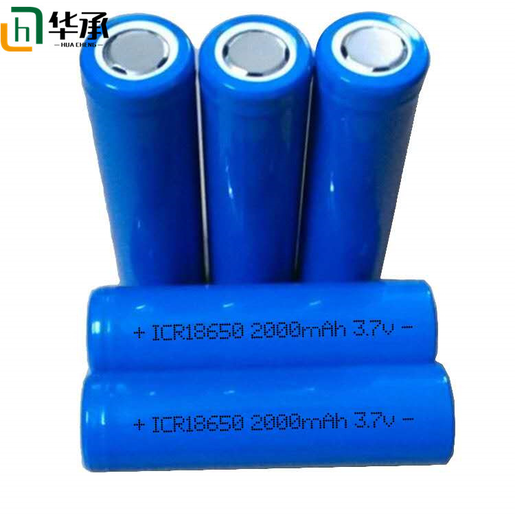 Factory direct sell stable performance  lithium battery collection 18650 battery pack customizable capacity