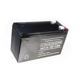 Lean liquid maintenance free NP series lead acid battery power battery