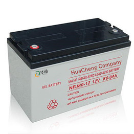 Maintenance free colloidal lead acid battery NPJ series quality assurance for long term use