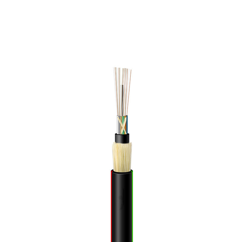 China Supplier outdoors ADSS fiber optic cable