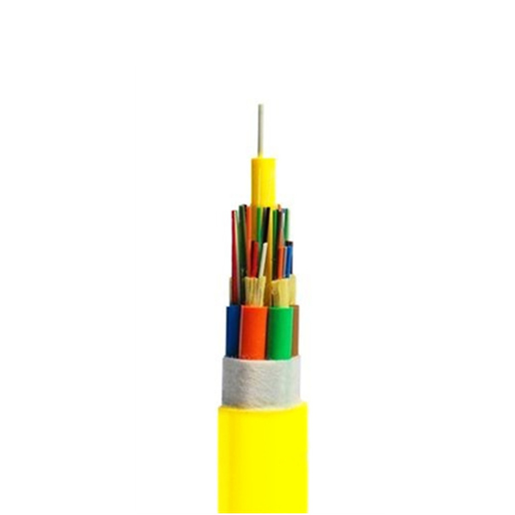 twisted pair coaxial cable and optical fiber