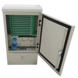 telecom cabinet outdoor odf 144 distribution cabinet