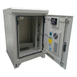 Sophisticated quality outdoor cabinet 17070 Outdoor Telecom Cabinet