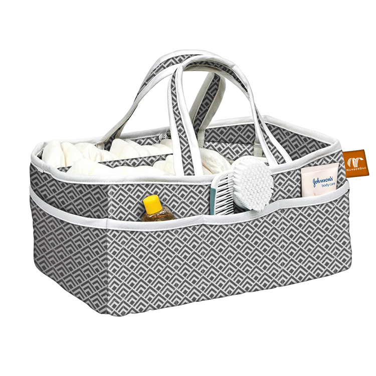 diaper bag with organizer
