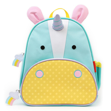 Kids new design unicorn backpack