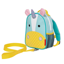 Cartoon backpack baby anti lost baby toddler package