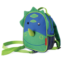 Children animal image cartoon backpack school bag