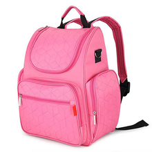 Multifunction 5 ways wear nylon baby backpack diaper bag