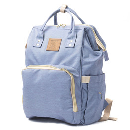 Stylish practical genuine tote bag diaper bag
