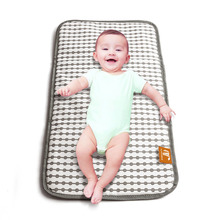 Cotton Twill Print a baby changing mat