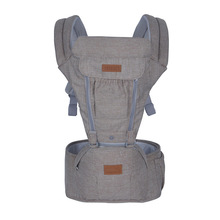 Soft environmental cloth baby carrier