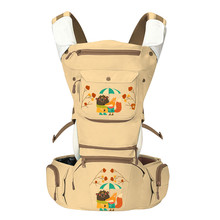 100% cotton soft comfortable cheap baby hip seat carrier