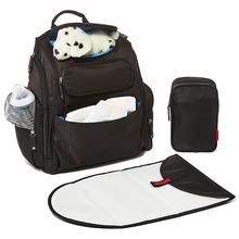 cute High quality large capacity diaper bag backpack nappy diaper bag