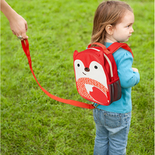 Children Cartoon 3d Animal Backpack Kid Custom New Design Wholesale Children School Bag with anti-lost strap