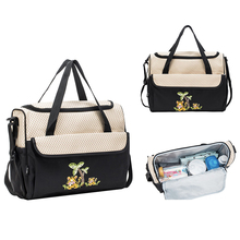 Wholesale small storage baby shoulder tote felt designer diaper adult caddy organizer bags
