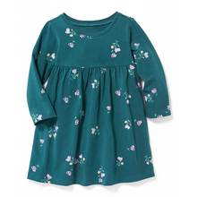 New baby girl full cotton full dress