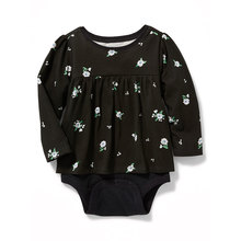 Baby bodysuit  animal romper jumpsuit long sleeve outfits clothes