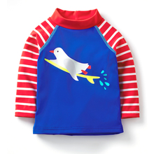 Factory outlets  sea creature rash guard kids swimwear