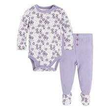 digital printed imports baby boutique clothes from China sweater casual pants clothes sets