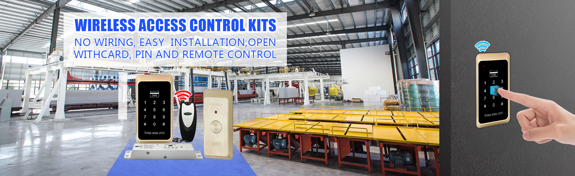 access control system using rfid