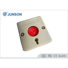 Smallest panic button with Key reset