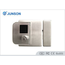 Stainless Steel biometric Fingerprint door lock for outside gate IP65