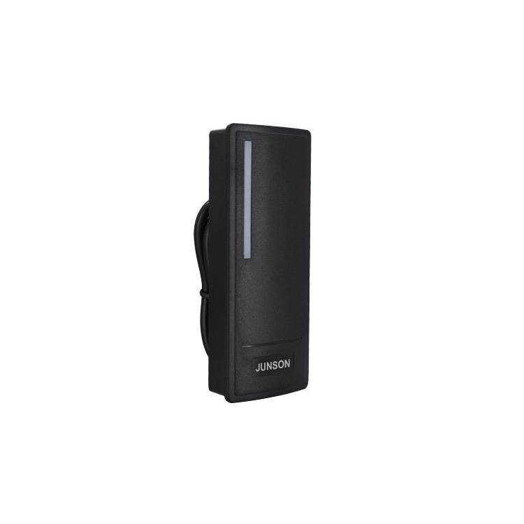 Black Color Access Control Part , Security Rfid Access Control Card Reader