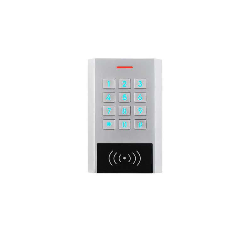 Stand Alone Waterproof Keypad Access Control System JS-K377-E 3-8cm Frequency Distance