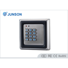 Metal Case Standalone RFID Keypad Single Door Access Control With Card Reader