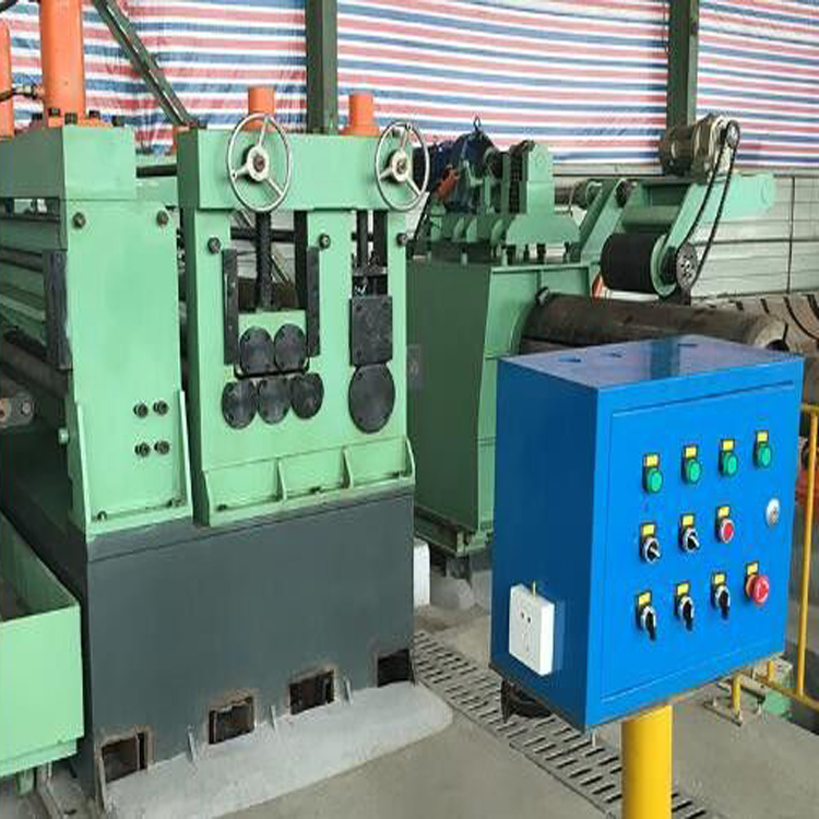 High speed cz purlin machine