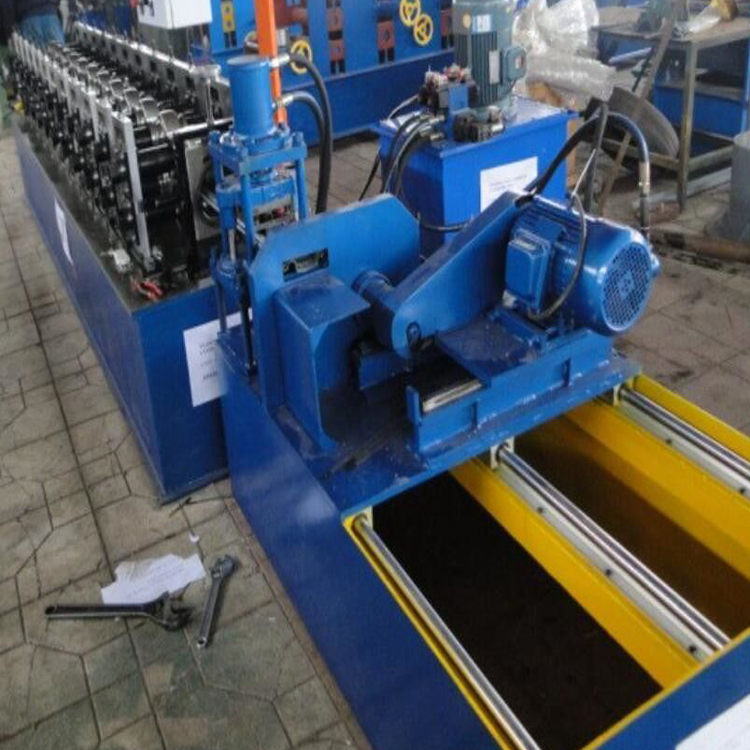 sheet roll forming machine