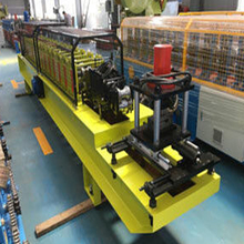 Roller Shutter Door Roll Forming Machine 380v 50hz