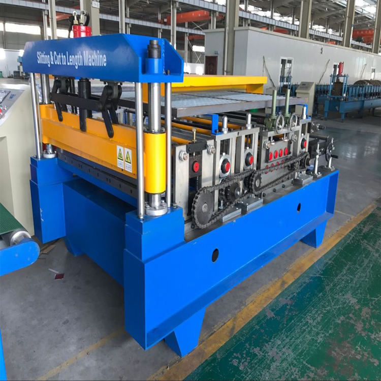 steel matel roll forming machine