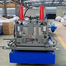 C purlin quick change1.2-2.5mm roll forming machine