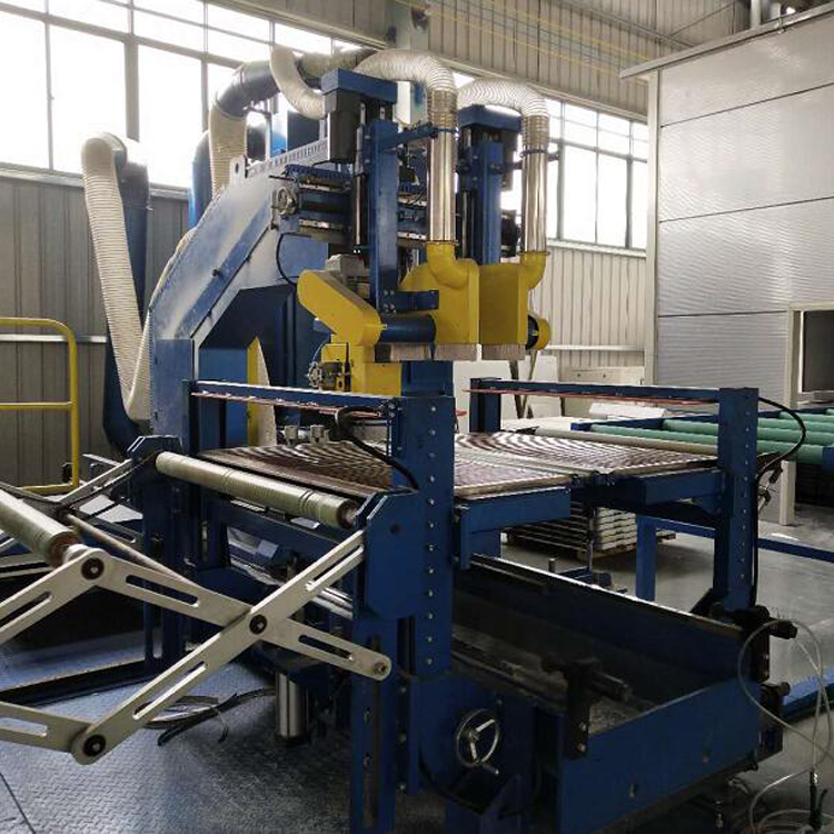 Nangungunang PU sandwich panel Line Machine Production Speed 8m / Min
