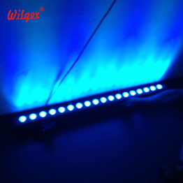 High quality fashion design outdoor LED Light lavage Wall machine