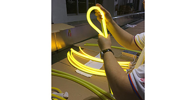 Brief Introduction to the Development of Neon Lamp