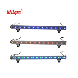 36W Linear RGB LED Wall Washer IP68 Outdoor Waterproof