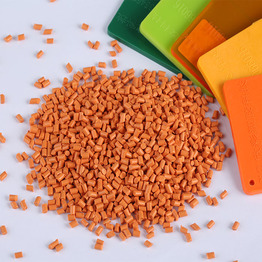 Pe pp pa plastic yellow masterbatch for various plastic applications