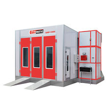 Gsp-1000 spray booth