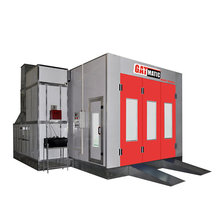 Gsp-3000 spray Booth