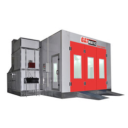 GSP-5000 Spray Booth