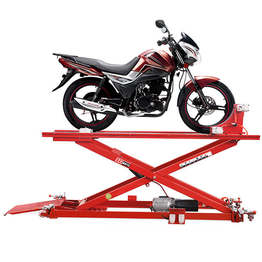 LT-607 Motocycle Scissor Lift