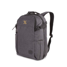 two tones fabric commuting business backpack