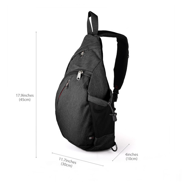 OutdoorMaster Sling Triangle Bag
