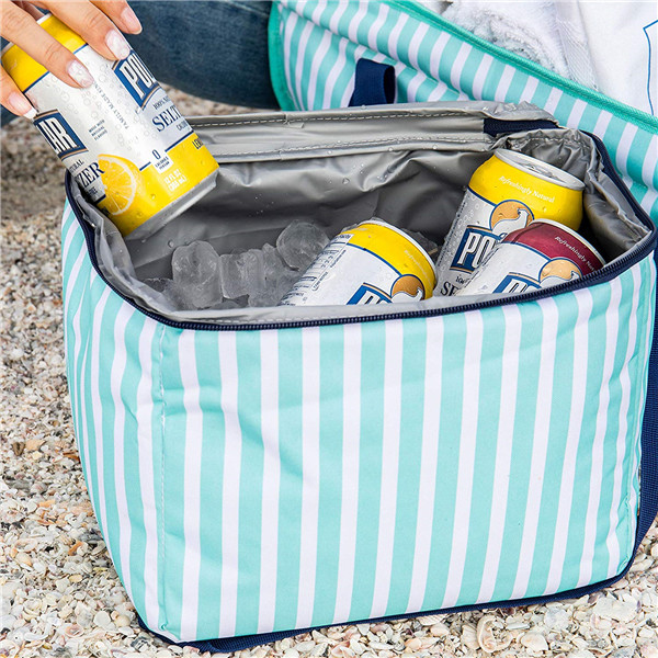 cooler tote bag set beach bag