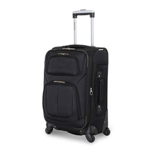 Spinner Luggage soft duffel trolley bag